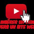 inseérer un lien dans une vidéo youtube vers un site web