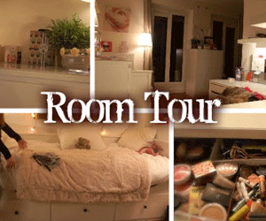 D finition room tour youtube de a z for Chambre youtubeuse