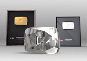 Trophées des youtubers