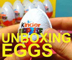 Définition unboxing eggs