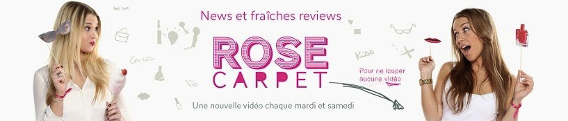 Déjà 1million de vues pour Rose Carpet, le Network Mode & Beauté de M6