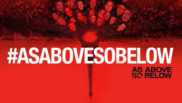 As Above So Below, le challenge horrifique de PewDiePie