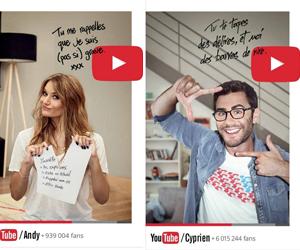 News YouTube #13: Fullscreen, Friskies, youtubers français…