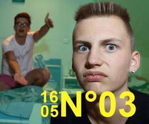 Top 30 des youtubers français – Mai 2016
