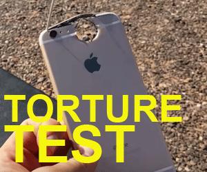 torture test, des vidéos pour faire la démonstration de la résistance d'un produit